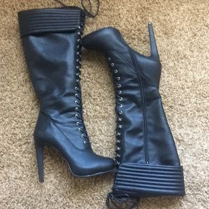 Luxe by Just Fab Boots